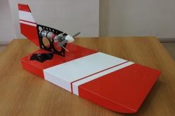 «Радиоуправляемая модель аэроглиссера»