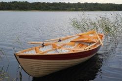 Прогулочная деревянная лодка «Фофан»