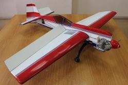 «Радиоуправляемая пилотажная модель самолета»