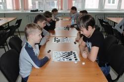Соревнования по шашкам и шахматам 2017