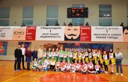 Завершился региональный этап Чемпионата школьной баскетбольной лиги «КЭС-БАСКЕТ» среди девушек Дивизион Б