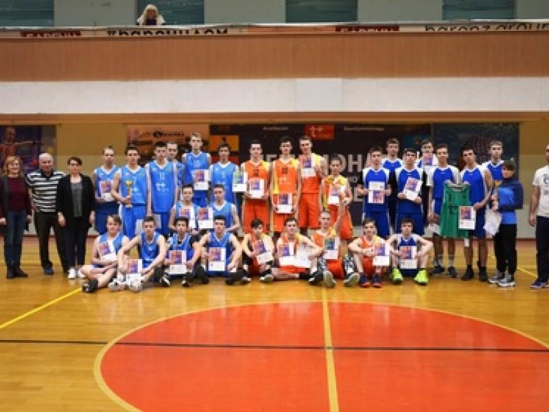 Завершился дивизиональный этап Чемпионата ШБЛ «КЭСС-БАСКЕТ» среди юношей