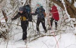 Республиканские соревнования по технике лыжного туризма