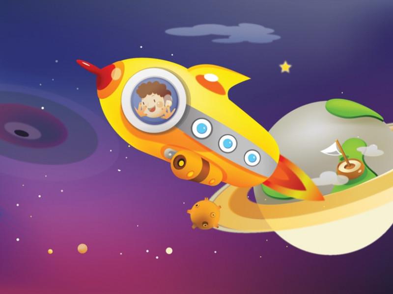 Отмечаем «День космонавтики» вместе с «Эко-Техно»