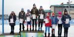 Первый день соревнований по лыжным гонкам на призы газеты «Пионерская правда» - трудности закаляют!