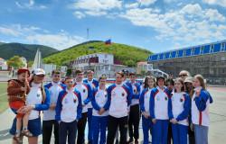 Карелия на Всероссийских спортивных играх школьных спортивных клубов!