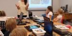 Экоурок в детском технопарке Кванториуме «Сампо»