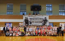 Финал регионального этапа ШБЛ