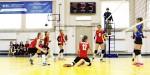 9 марта прошел первый день Республиканского этапа Всероссийских соревнований среди школьных команд по волейболу