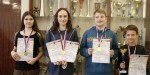 Поздравляем победителей регионального этапа Всероссийских соревнований по шахматам «Белая ладья»!