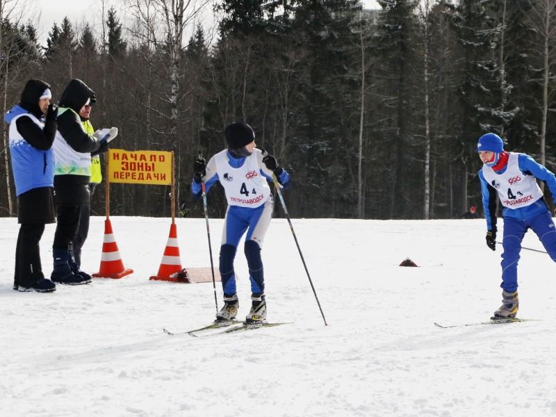 Завершились соревнования по лыжным гонкам на призы газеты «Пионерская правда»!