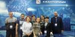 Команда  Кванториума «Сампо» вернулась с образовательной сессии