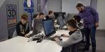 Хай-тек цех в детском технопарке «Кванториум Сампо»