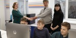 Фонд «КИБИ» и детский технопарк «Кванториум Сампо»