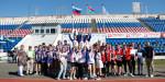 Поздравляем победителей и призеров Президентских спортивных игр