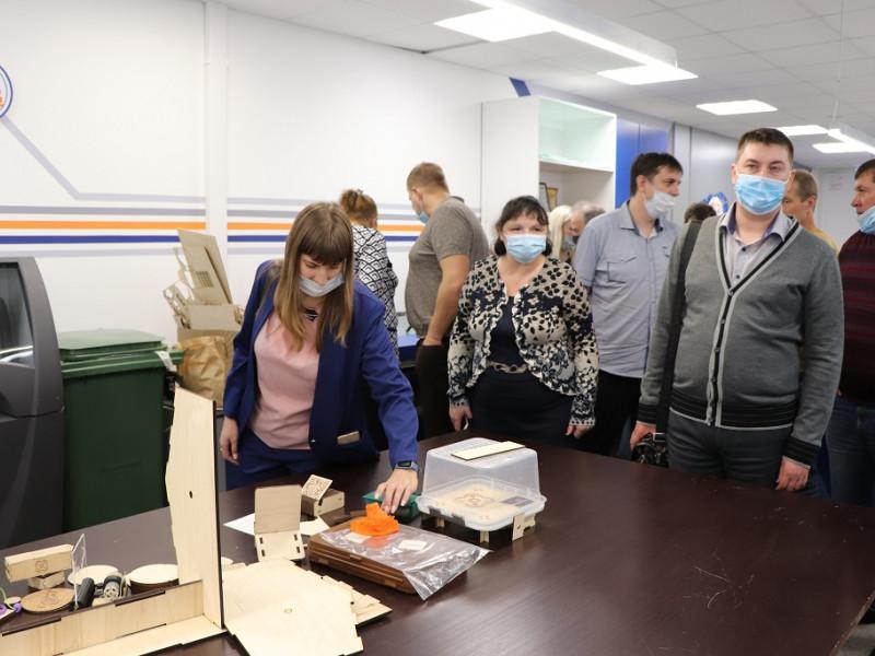Обмен опытом: гости из Псковской области посетили Ресурсный центр развития дополнительного оьбразования