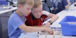 Инженерные каникулы с детским технопарком Кванториумом